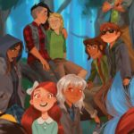 Lumberjanes/Gotham Academy Interview with Chynna Clugston Flores