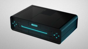 The most popular concept image of what the NX could be