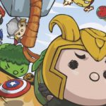 First Look: MARVEL TSUM TSUM #1