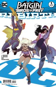 Batgirl and the Birds of Prey Rebirth