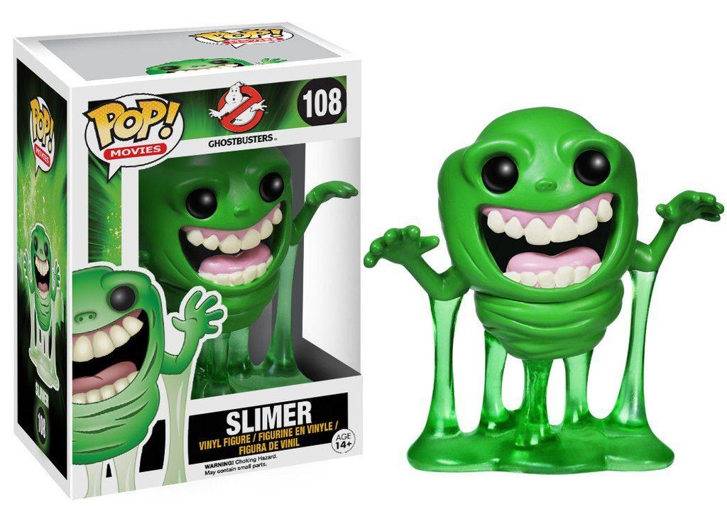 Ghostbusters Funko Slimer