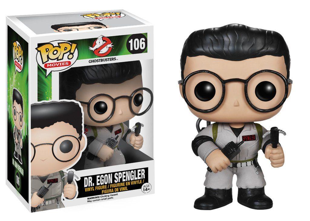 Ghostbusters Funko Egon