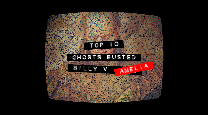 Top 10 Ghosts Busted