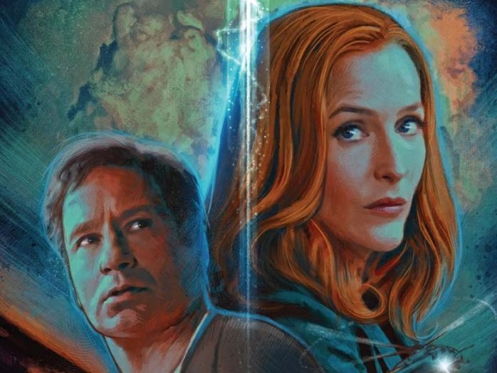 The X-Files Annual 2016 #1