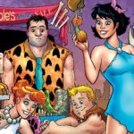 The Flintstones # 2 Review