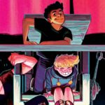 The Backstagers #1 Review