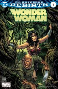 Wonder Woman #5