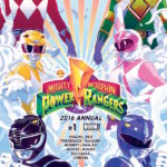 Mighty Morphin' Power Rangers 2016 Annual #1 Review