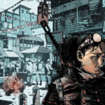 Frostbite #1 Review