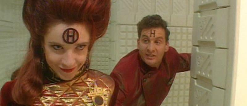 Top 10 Red Dwarf Episodes Holoship