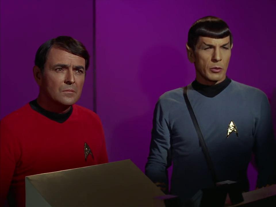 Colour in Star Trek