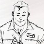Skelton Crew Studio Bring 'Huck' to Life in New Bust