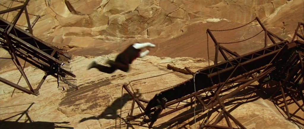 Kirk's Death on Bridge