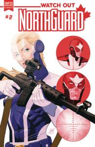 Northguard #2 Cover