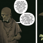 Witchfinder: City of the Dead #2 Review