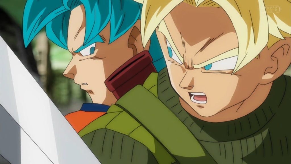 Dragonball Goku Tunks