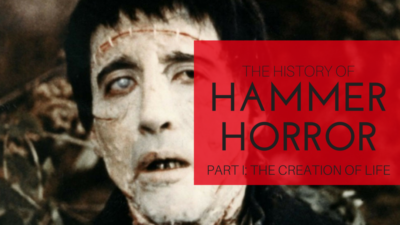 History of Hammer Horror Part 1
