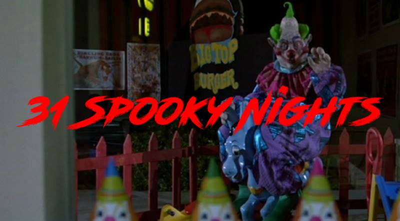 31 spooky nights killer klowns from outer space rogues for Outer space 2016