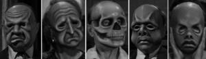 The Masks On