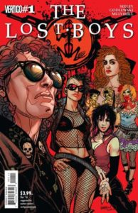 The Lost Boys #1 Cover