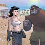 Motor Girl #1 Review