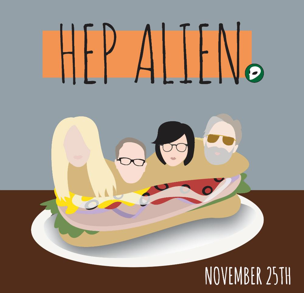 Lane Hep Alien Comeback Tour Katelyn Walker