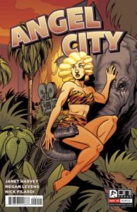 Angel City #2 Cover