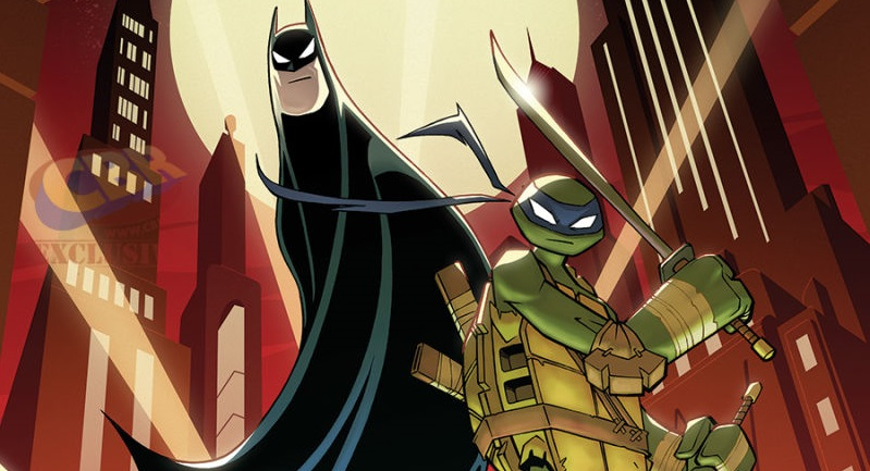 Batman/Teenage Mutant Ninja Turtles Adventure #1