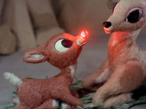 Rudolph the Red-Nosed Reindeer Born