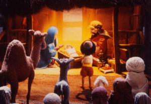 The Little Drummer Boy Nativity