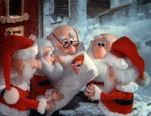 Santa Claus is Comin' to Town Kringles