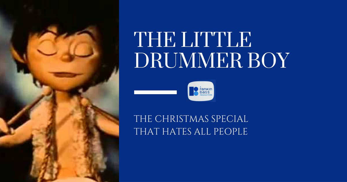 Little Drummer Boy Title
