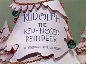 Rudolph the Red-Nosed Reindeer Title