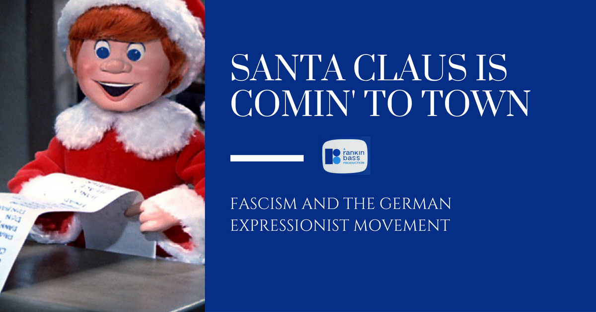 Santa Claus is Comin' to Town Featured