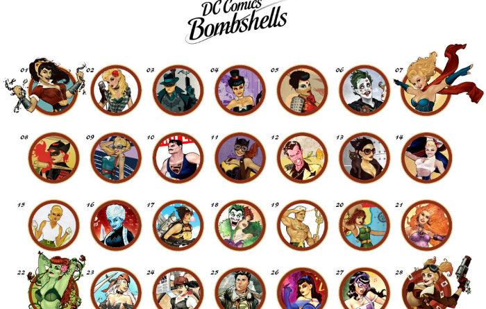 DC Bombshells