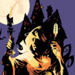 Forbidden Brides of the Faceless Slaves in the Secret House of the Night of Dread Desire: Comic Review