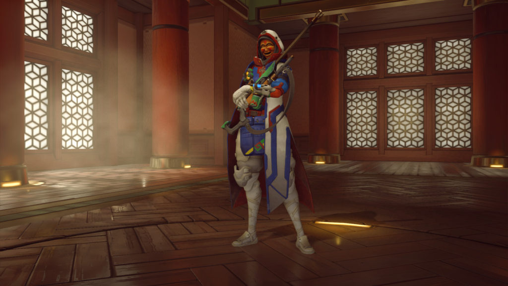 Ana's new Tal Skin (Epic)