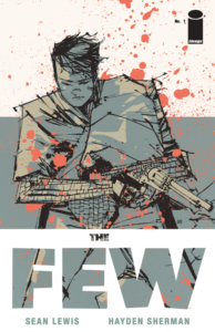 The Few #1 Cover