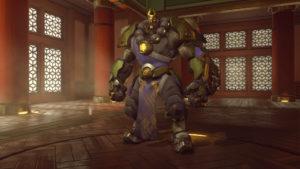 Reinheart's new Wujing Skin (Legendary)