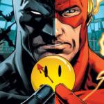 DC Rebirth Push The Button Crossover