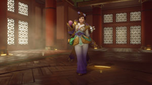 Mei's new Chang'e Skin (Legendary)