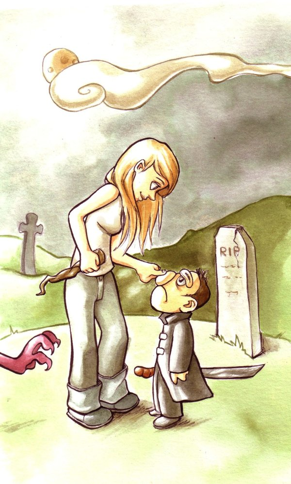buffy_and_angel_puppet_by_gigei