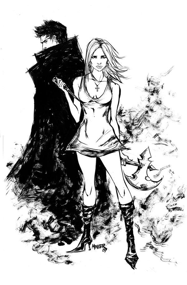 buffy_the_vampire_slayer_by_aaronminier-d17iovc