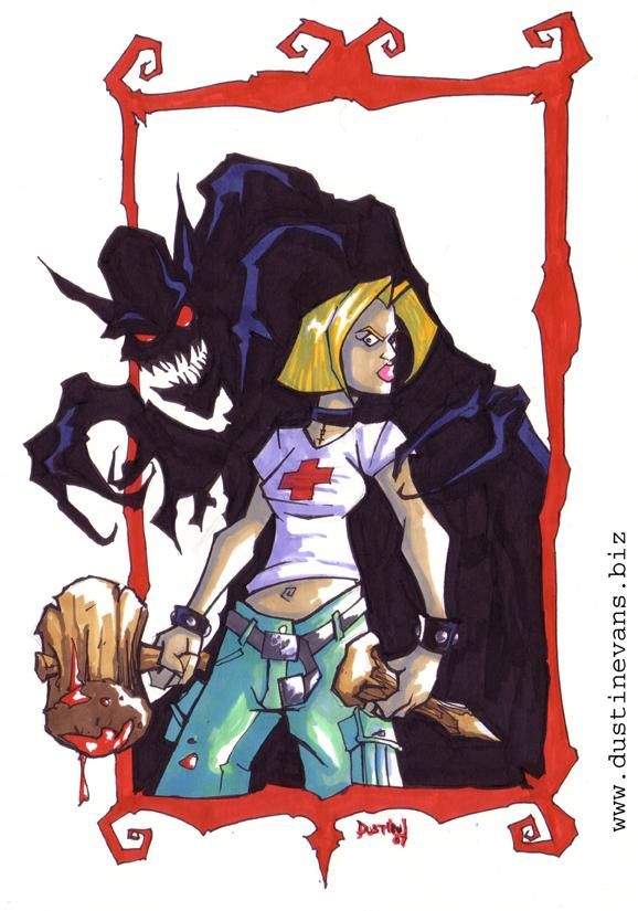 buffy_the_vampire_slayer_by_dustyart