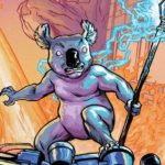 Curse Words #1 Review