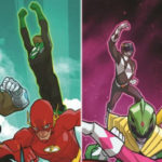 Justice League/Power Rangers #1 Review