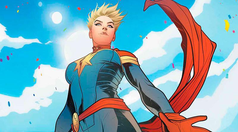 Mighty Captain Marvel #1
