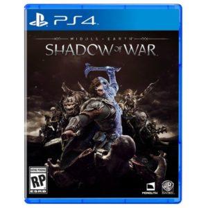 Shadow of War Box Art
