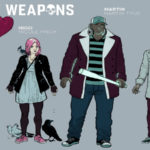 First Looks: Secret Weapons