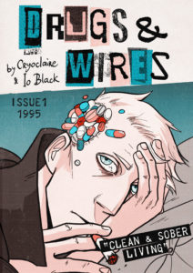 Drugs and Wires Issue 1 Cover
